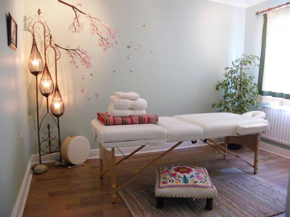 HealingMoon Massage Massage Wragby Lincolnshire Therapy Room