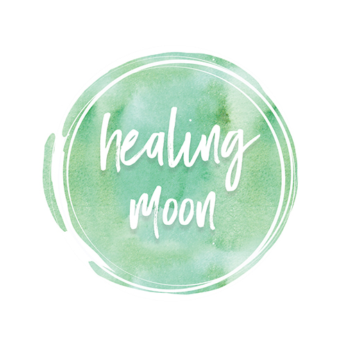 Healing Moon Massage Logo
